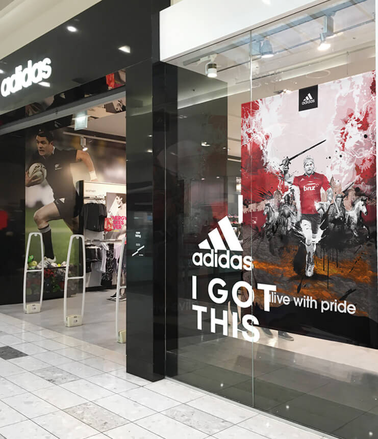 Adidas - Alive With Pride Campaign