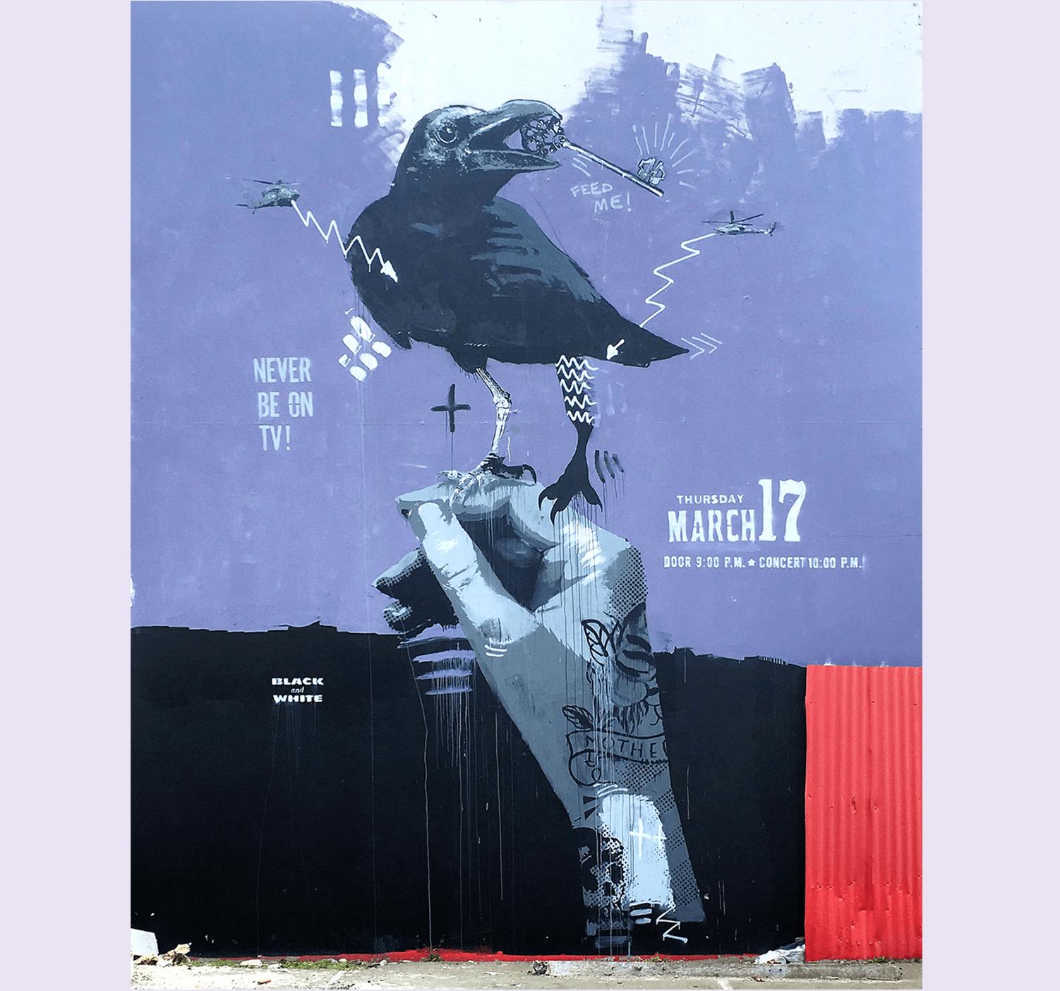 Single Mural Image
